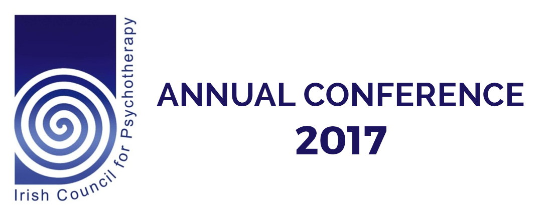 Irish Council for Psychotherapy Annual Conference -18 October